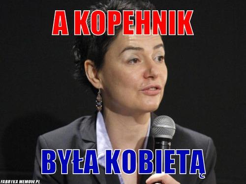 A kopehnik – A kopehnik była kobietą