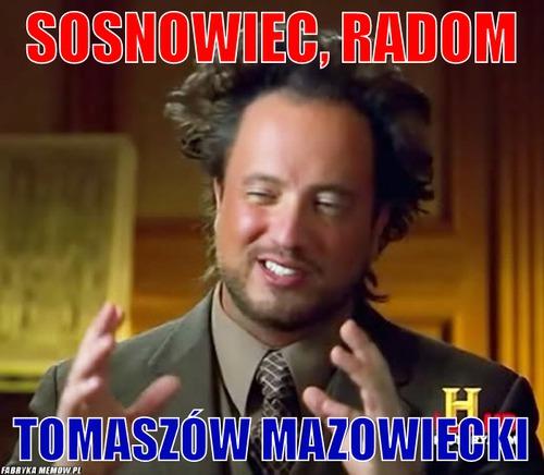 Sosnowiec, Radom – Sosnowiec, Radom Tomaszów Mazowiecki - 1372600692_by_hotarion_500