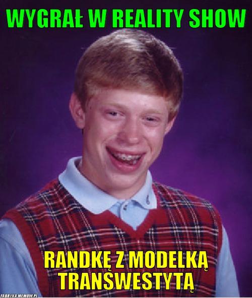 Chiny randki reality show