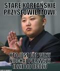 Stare Koreańskie przysłowie mówi: