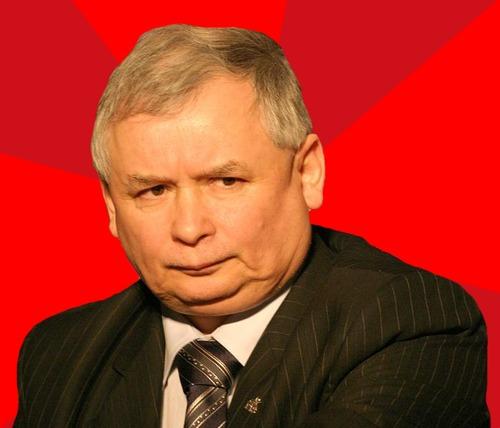 szablon mema: Napuszony Jarosław